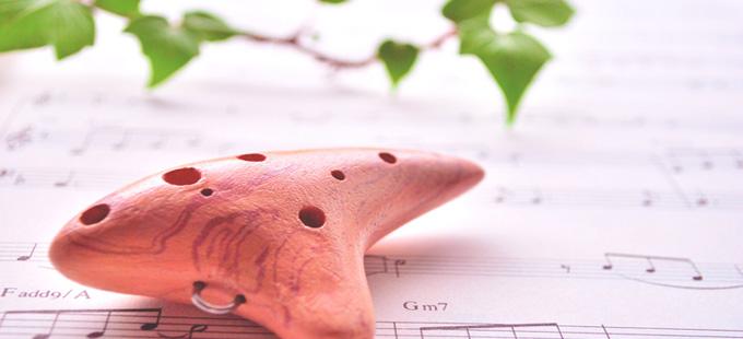 川越音楽教室・志木音楽教室、50歳からのオカリナ教室