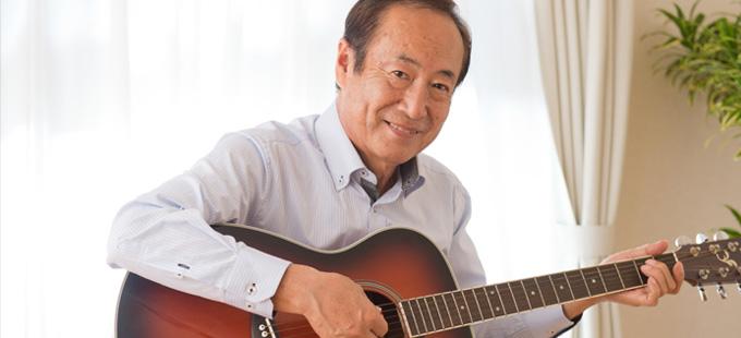 川越音楽教室・志木音楽教室、ギター教室写真