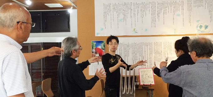 川越教室・志木教室、50歳からのマジック・手品教室